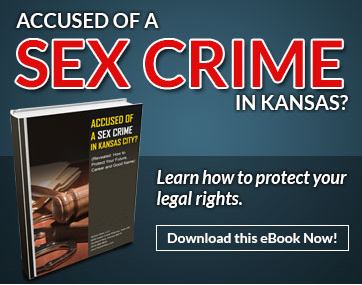 Sex Crimes Defense in Kansas