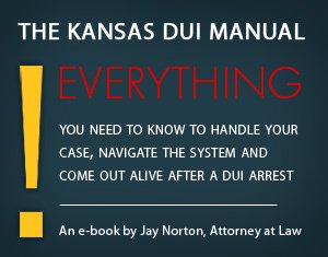 Kansas DUI Manual