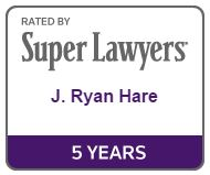 ryan hare superlawyers